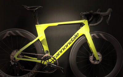 Leverans av fina cyklar